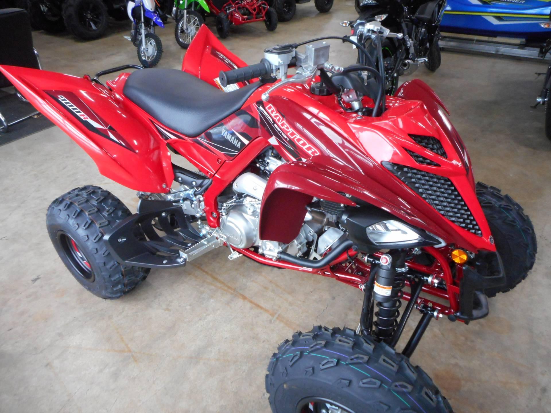e1c36c7ff50d New 2019 Yamaha Raptor 700R SE ATVs in Belvidere