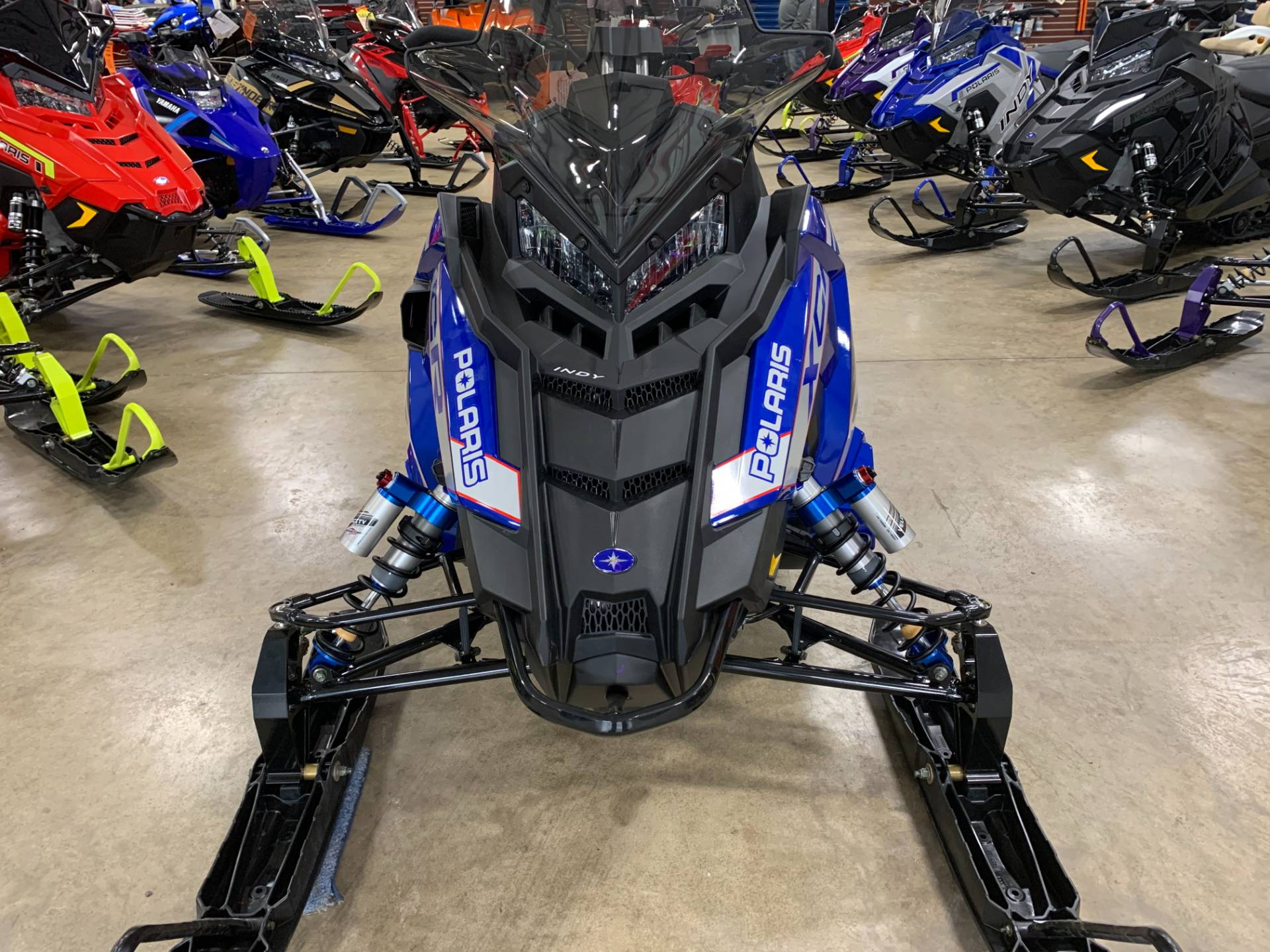 2021 Polaris 850 Indy XCR 129 Factory Choice in Belvidere, Illinois - Photo 5