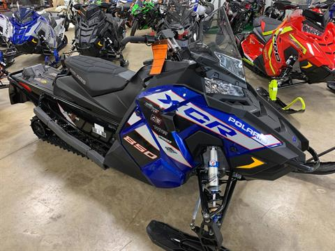 2021 Polaris 850 Indy XCR 129 Factory Choice in Belvidere, Illinois - Photo 2