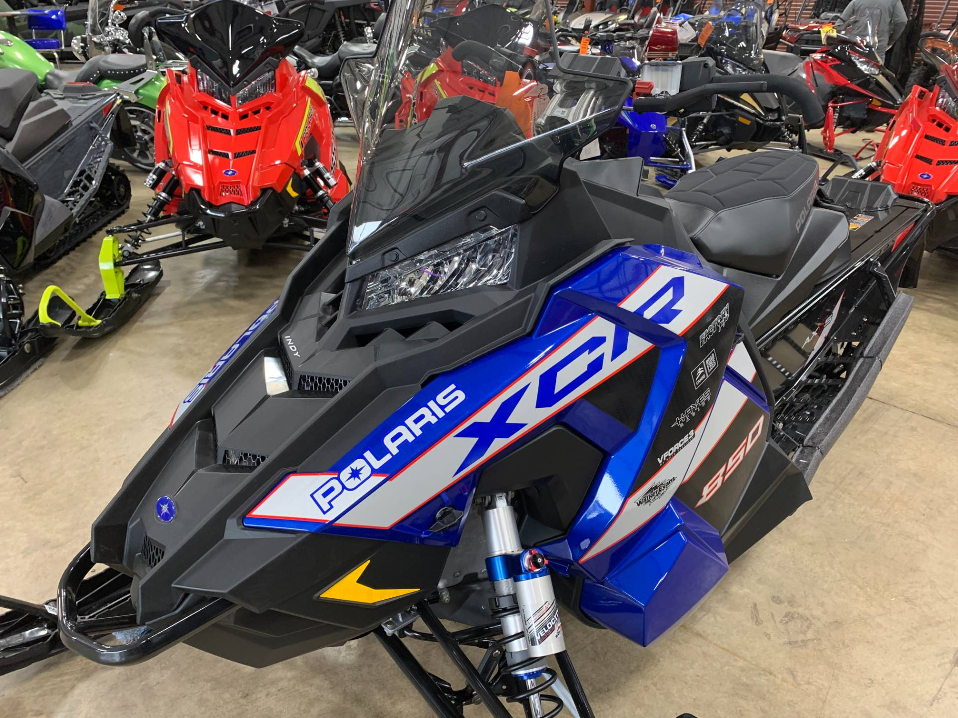 2021 Polaris 850 Indy XCR 129 Factory Choice in Belvidere, Illinois - Photo 1