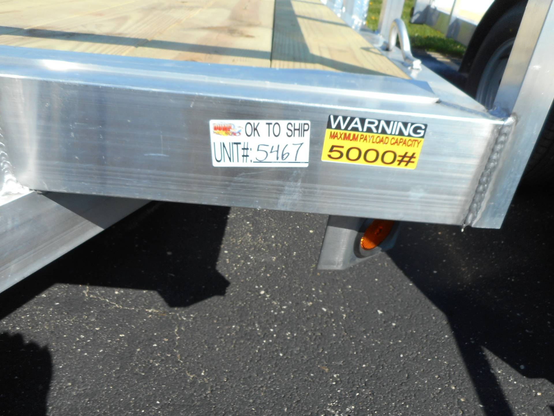 2021 Quality Trailers 82X16 DROP AXLE in Belvidere, Illinois - Photo 6