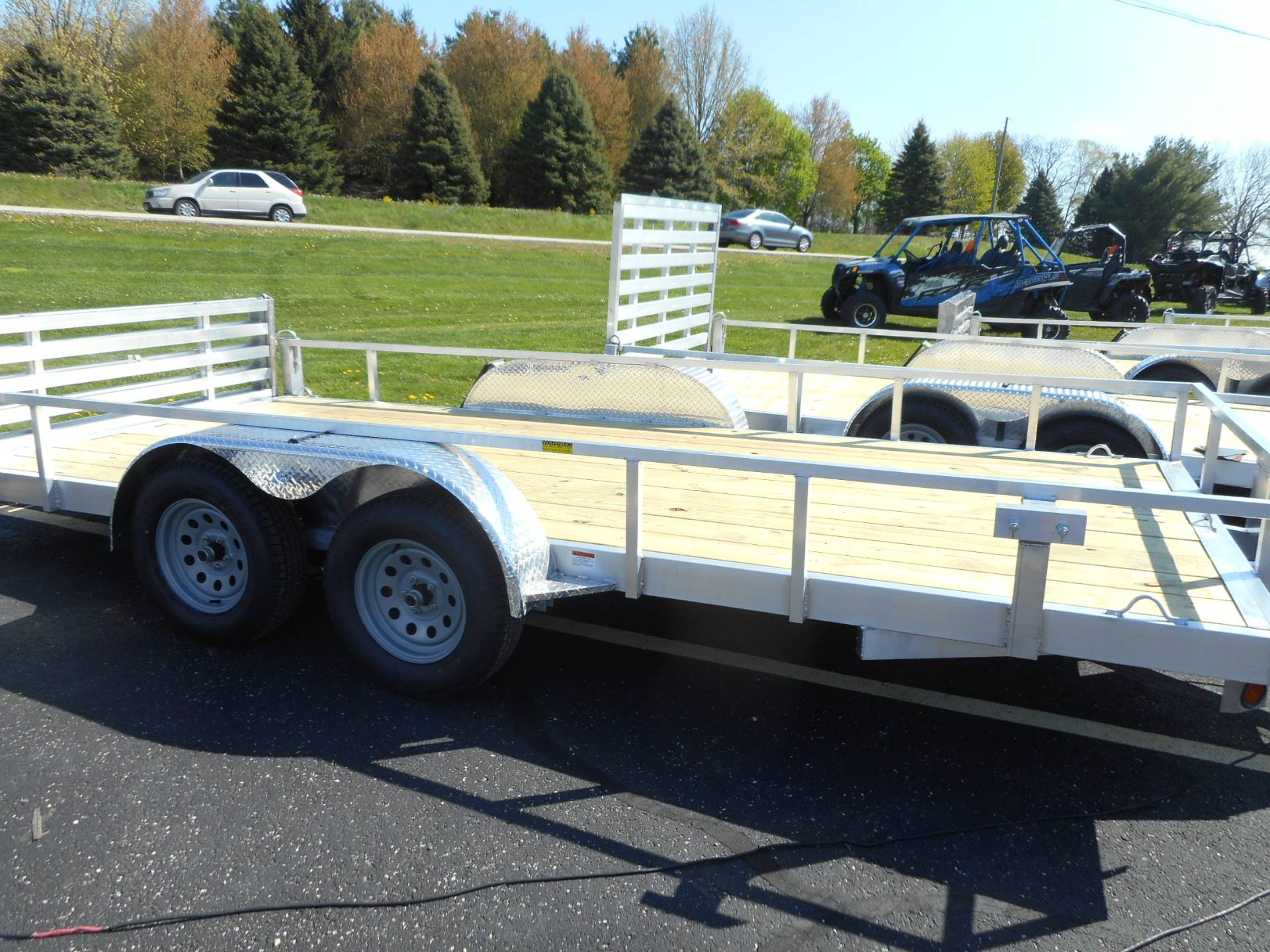 2021 Quality Trailers 82X16 DROP AXLE in Belvidere, Illinois - Photo 1