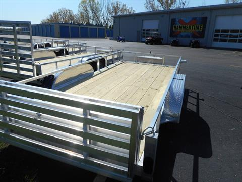 2021 Quality Trailers 82X16 DROP AXLE in Belvidere, Illinois - Photo 5