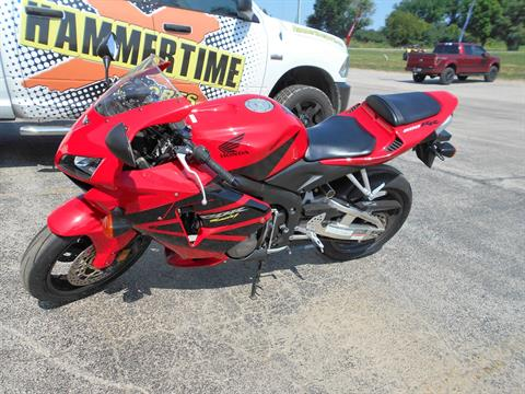 2006 Honda CBR®600RR in Belvidere, Illinois