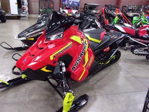 2021 Polaris 850 Switchback Assault 144 Factory Choice in Belvidere, Illinois - Photo 1
