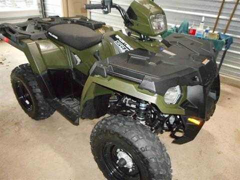 2018 Polaris Sportsman 570 in Belvidere, Illinois