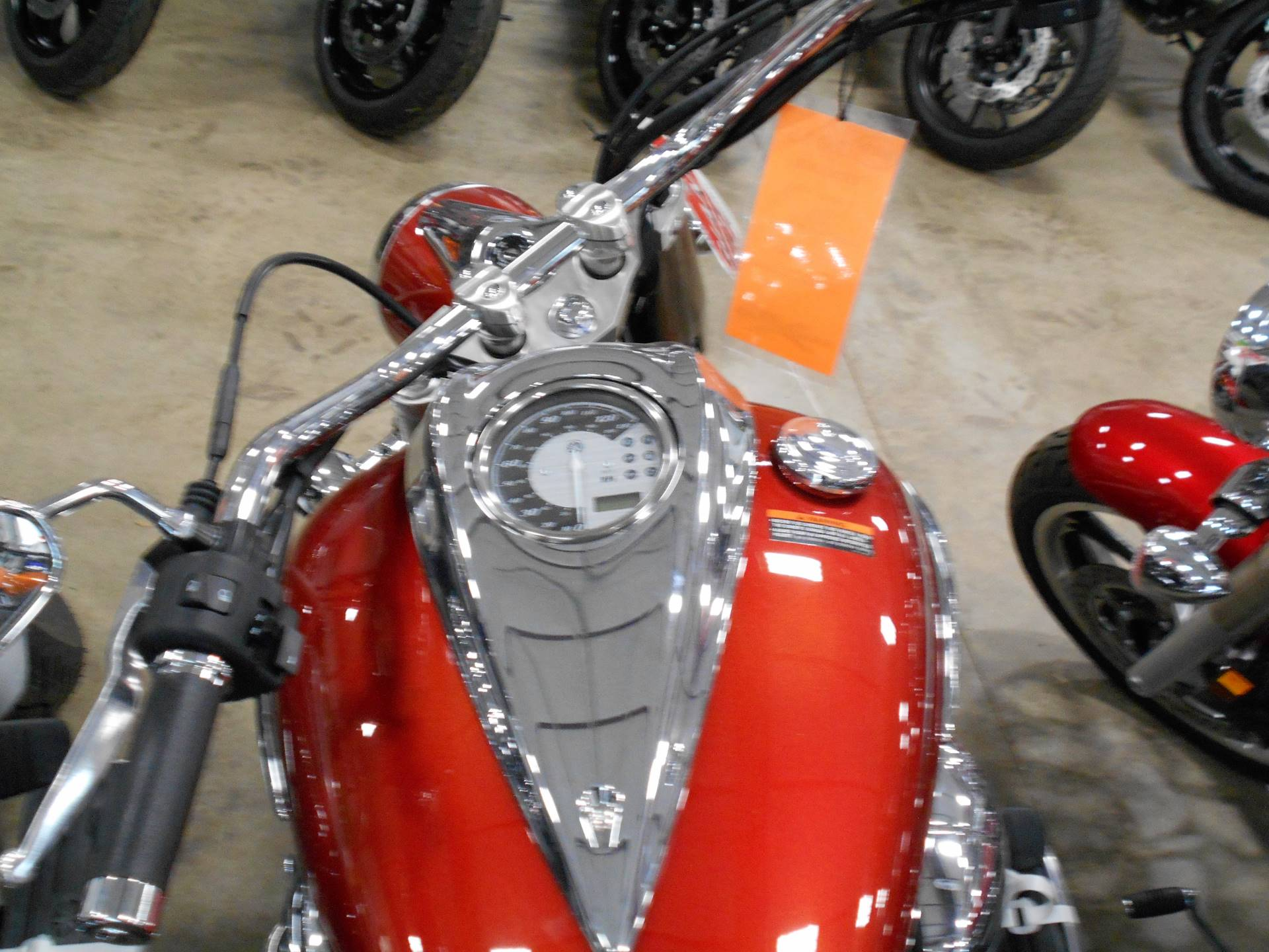 2015 Yamaha V Star 950 in Belvidere, Illinois - Photo 10