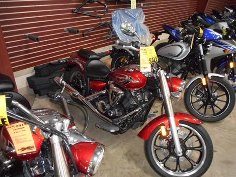 2015 Yamaha V Star 950 in Belvidere, Illinois