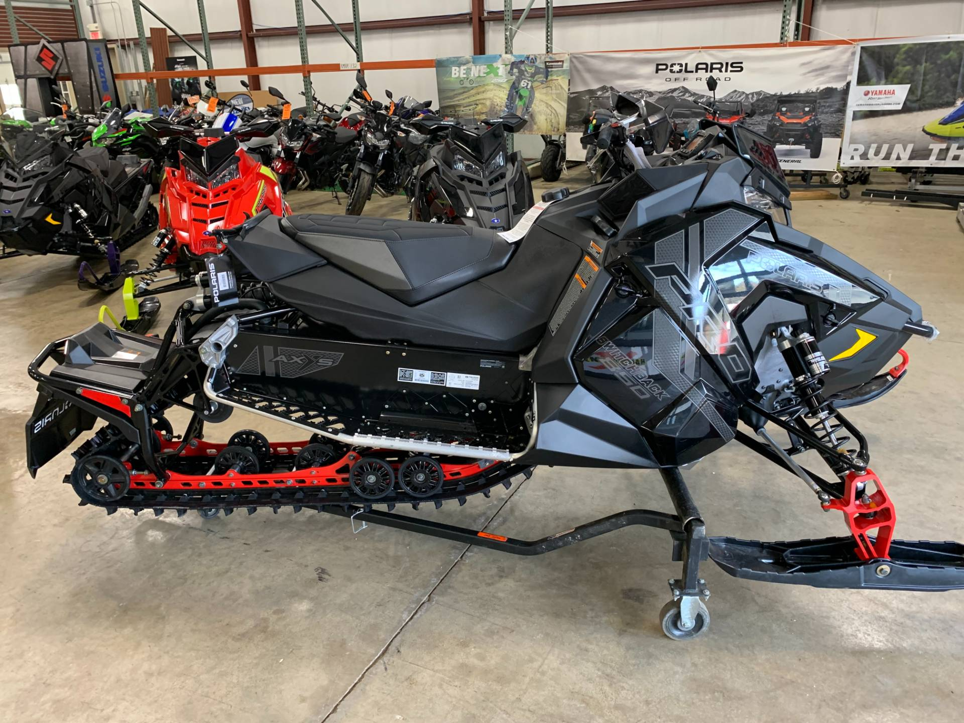 2021 Polaris 850 Switchback PRO-S Factory Choice in Belvidere, Illinois - Photo 2