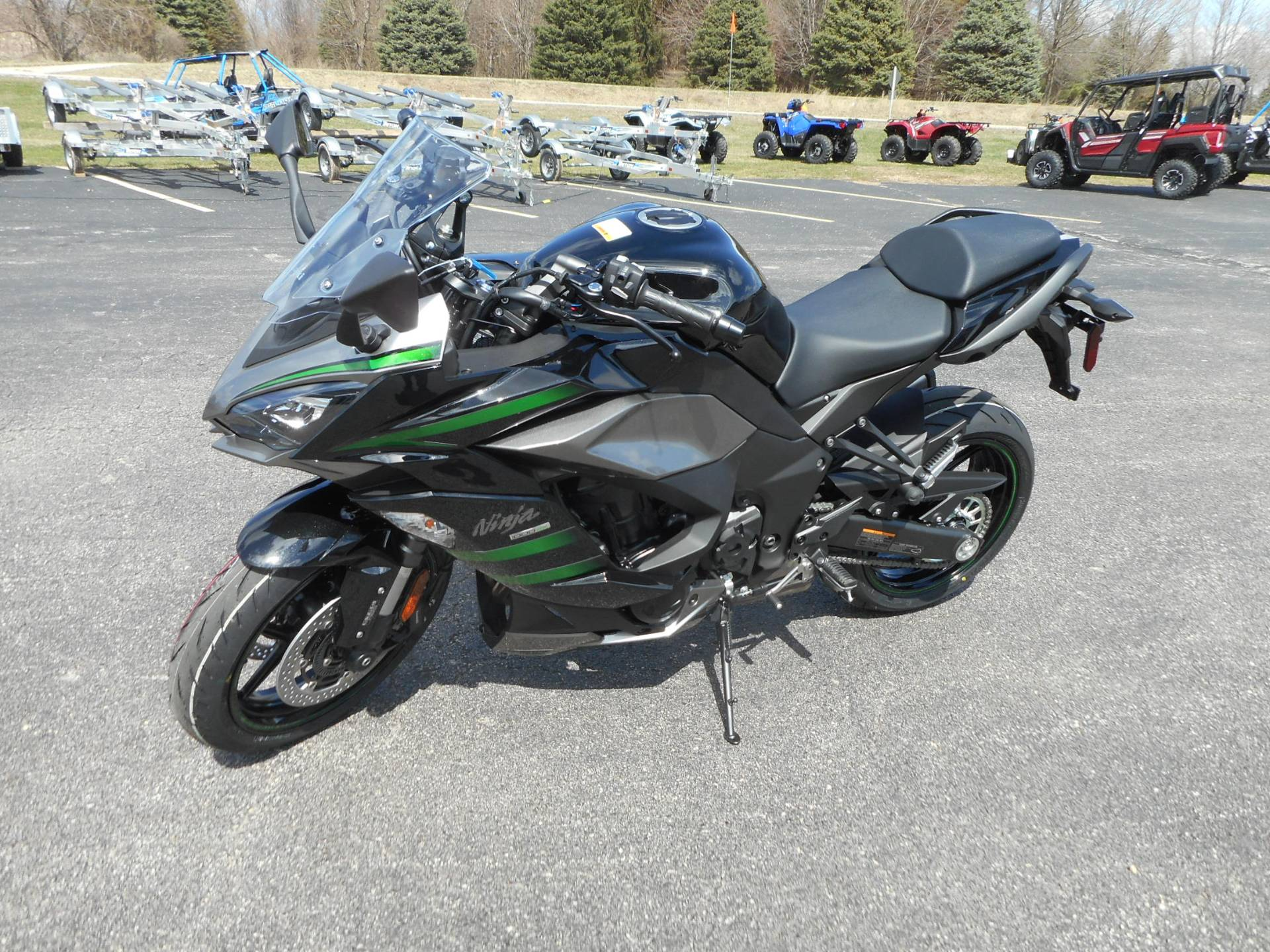 2020 Kawasaki Ninja 1000SX in Belvidere, Illinois - Photo 3
