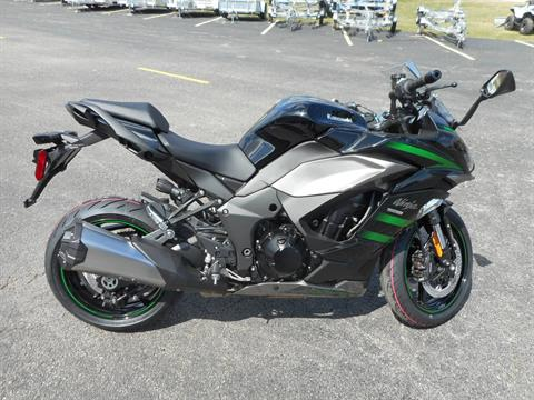2020 Kawasaki Ninja 1000SX in Belvidere, Illinois - Photo 4