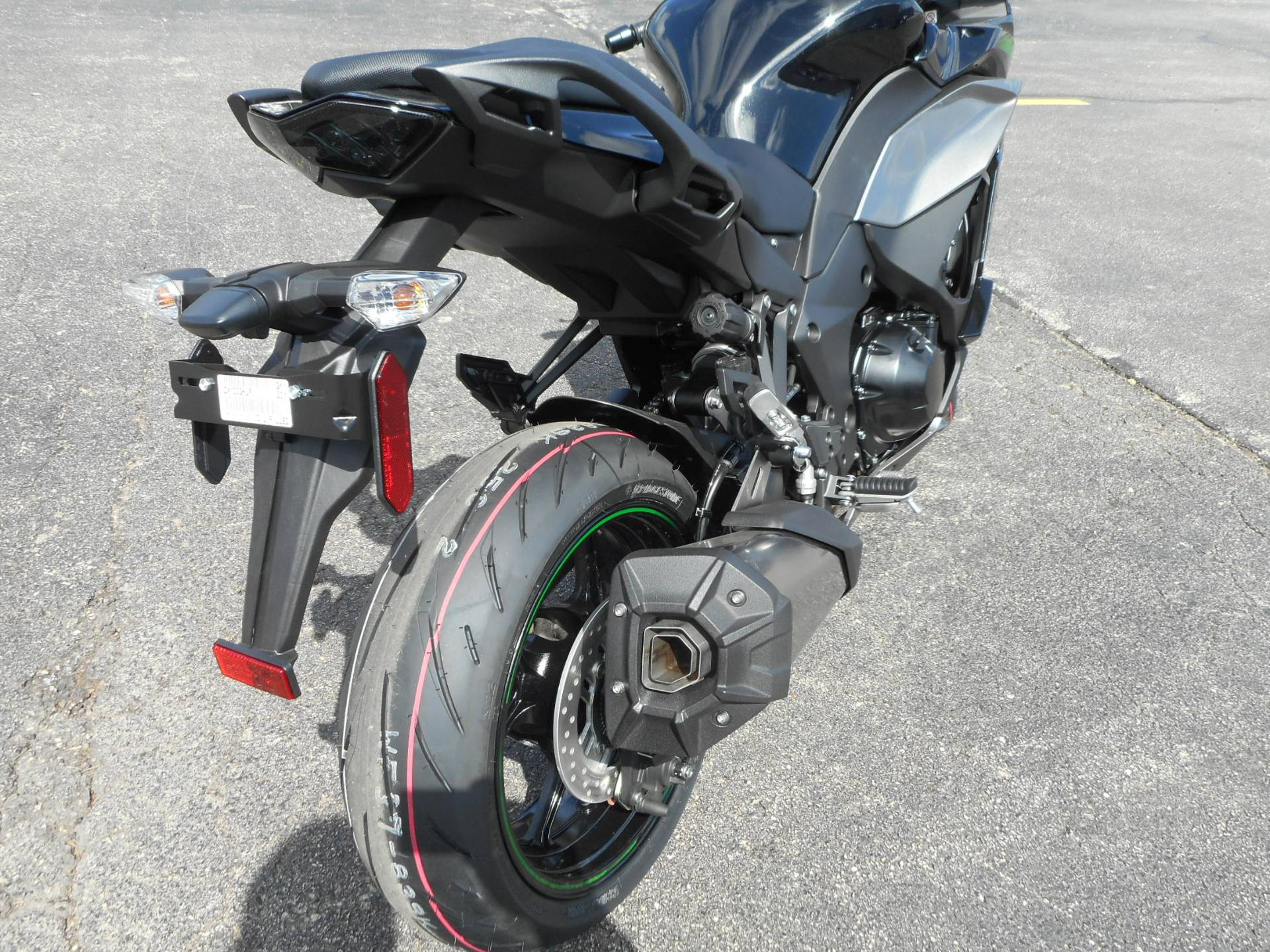 2020 Kawasaki Ninja 1000SX in Belvidere, Illinois - Photo 6