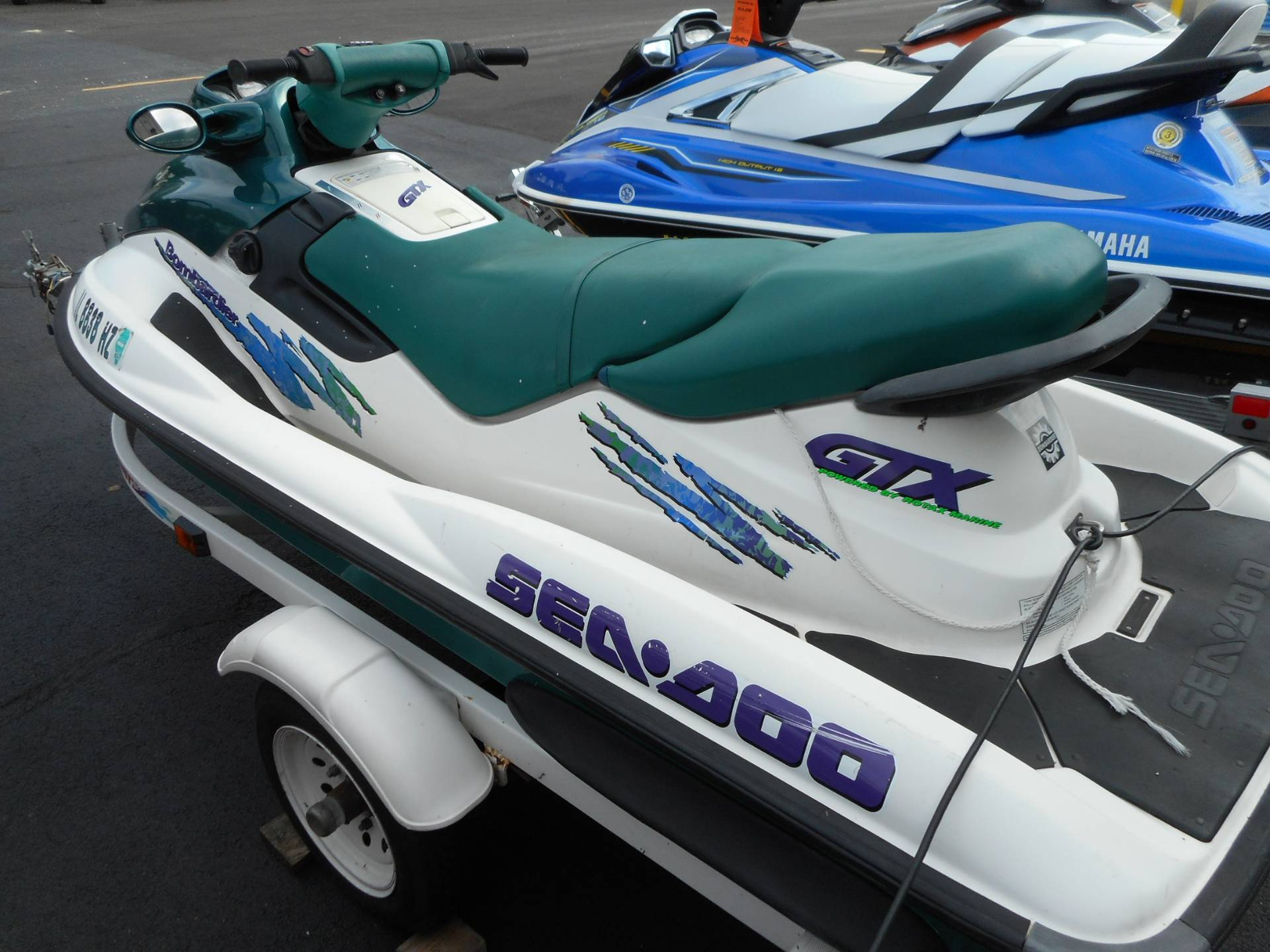 1997 Seadoo Gtx Used Sea Doo Watercraft In Belvidere Il