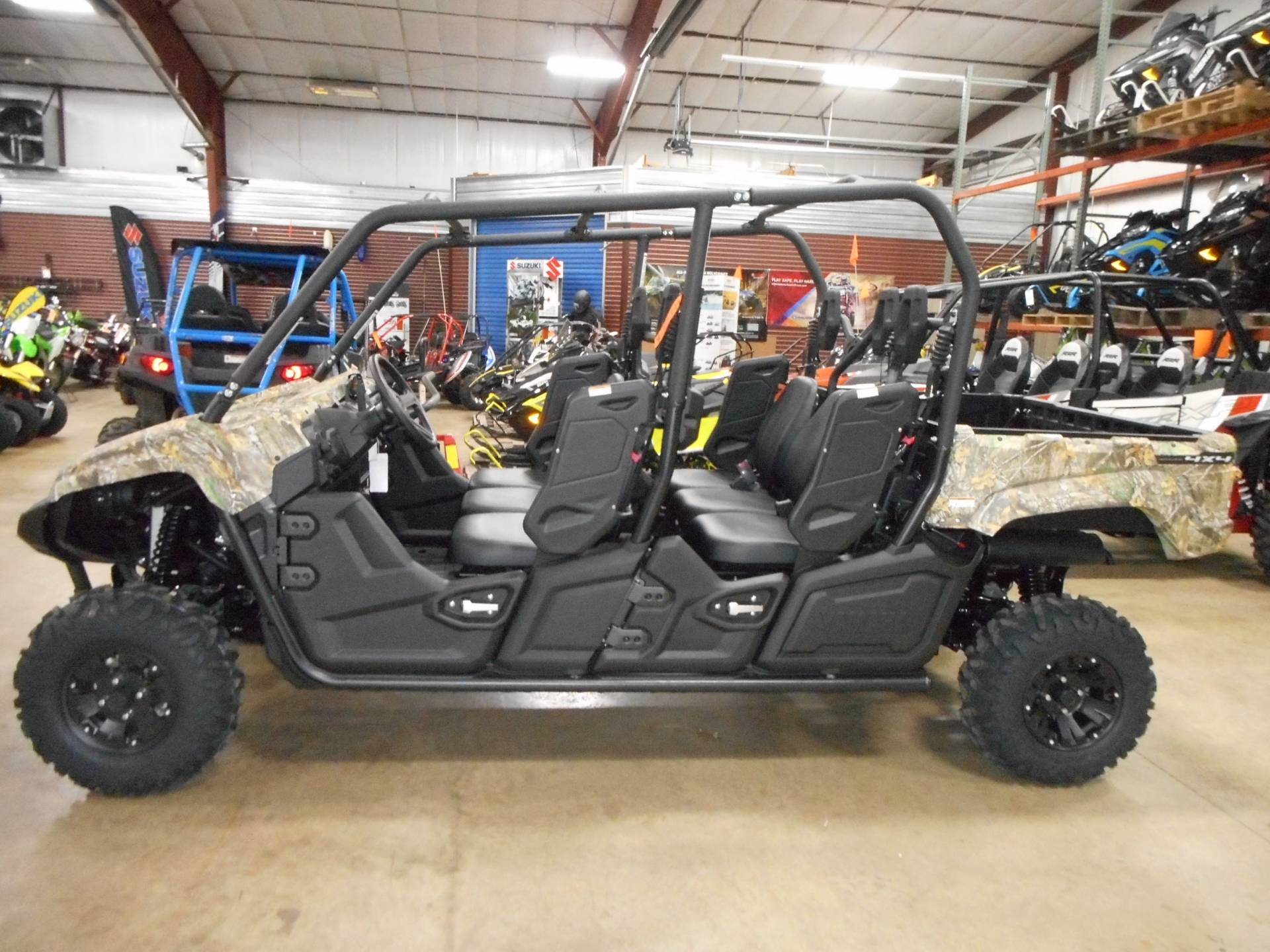 2019 Yamaha Viking VI EPS in Belvidere, Illinois - Photo 3