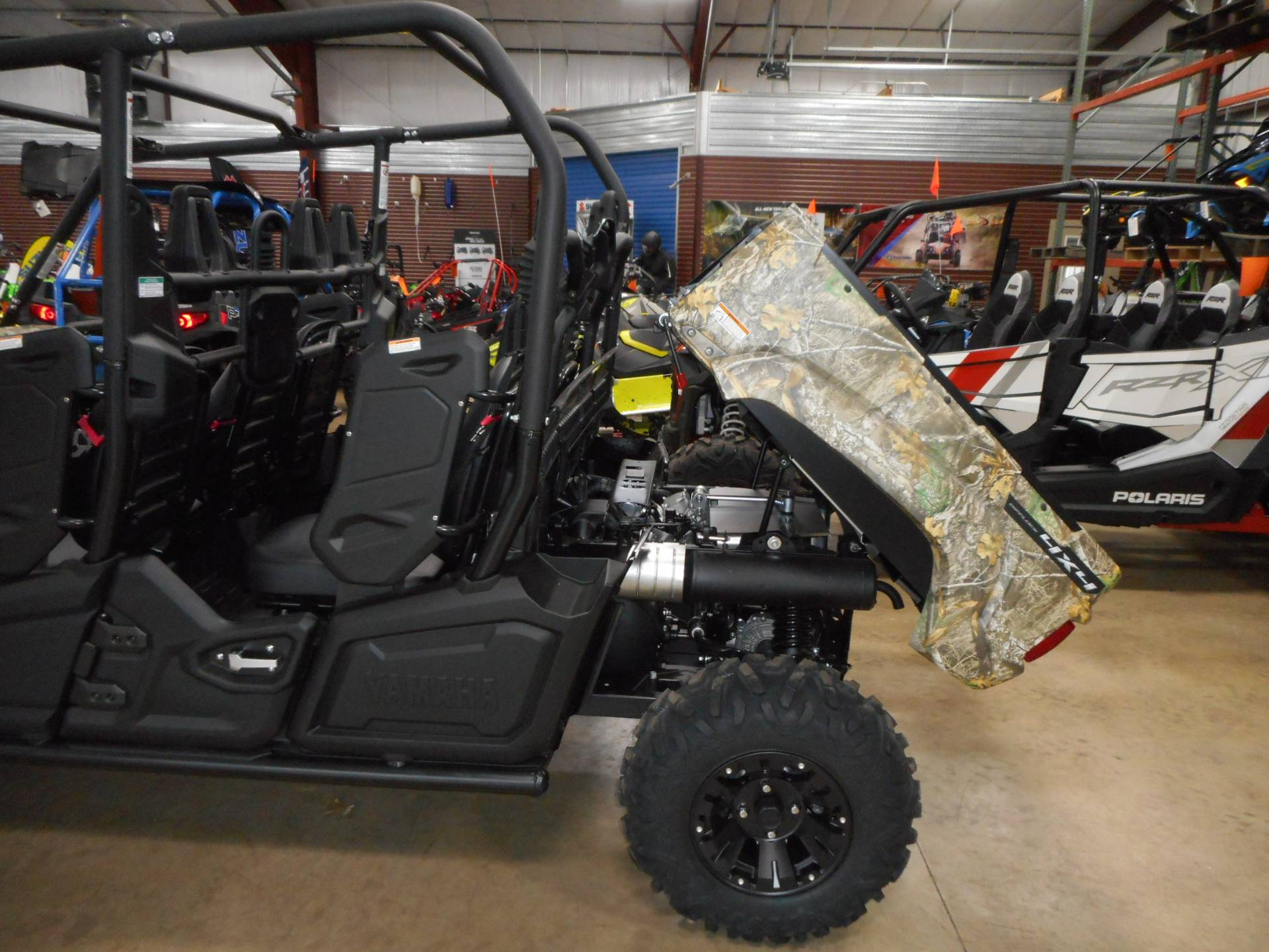2019 Yamaha Viking VI EPS in Belvidere, Illinois - Photo 4