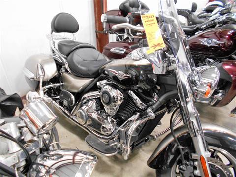 2013 Kawasaki Vulcan® 1700 Nomad™ in Belvidere, Illinois