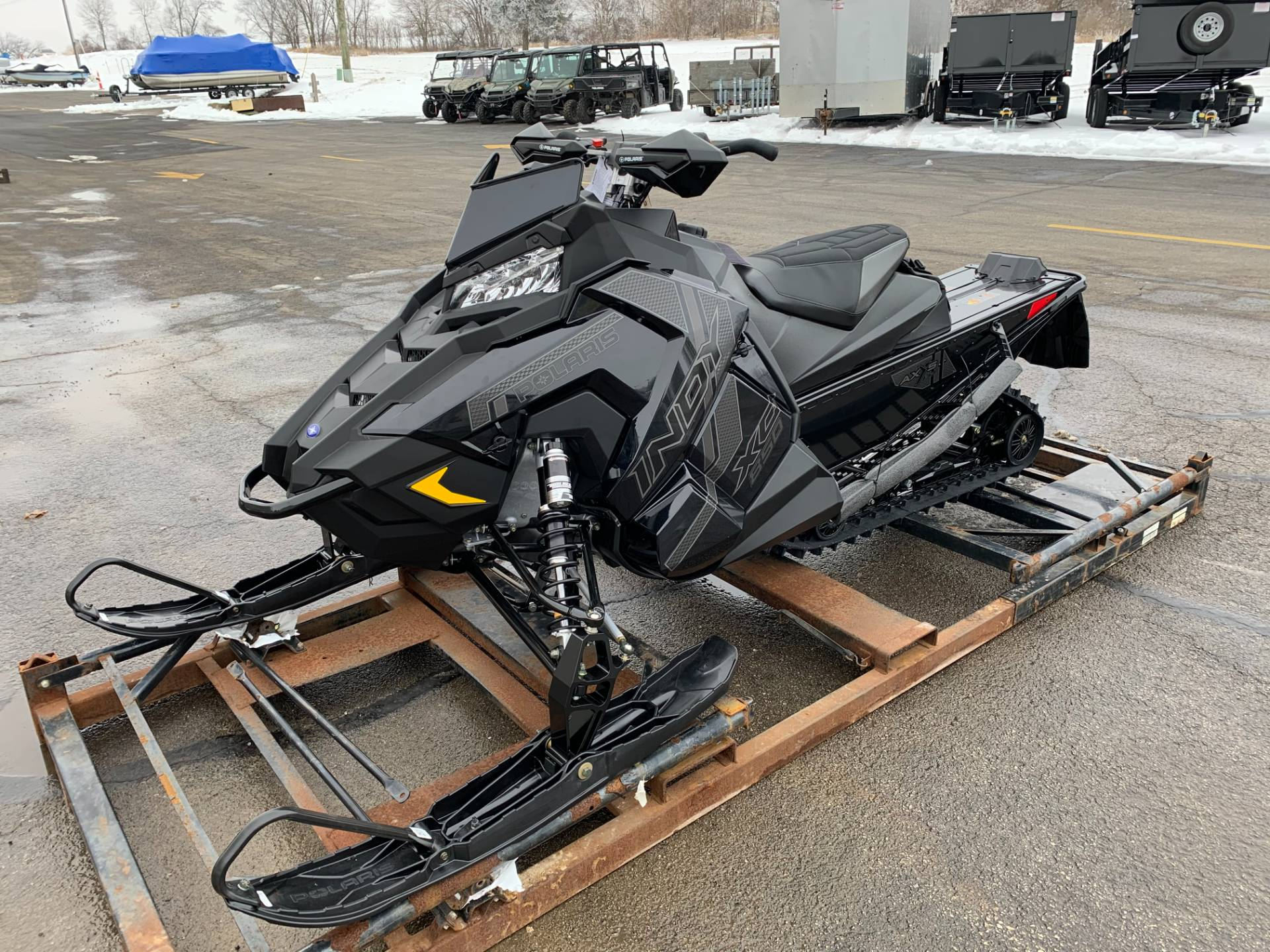 2021 Polaris 850 Indy XC 137 Factory Choice in Belvidere, Illinois - Photo 2