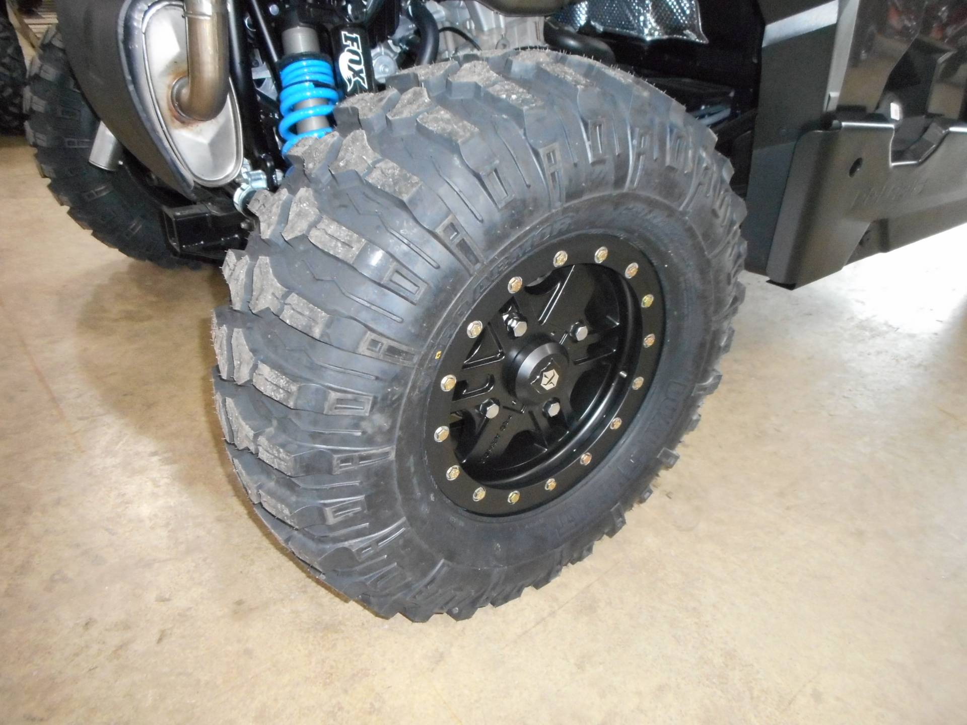 2019 Polaris General 1000 EPS Deluxe in Belvidere, Illinois