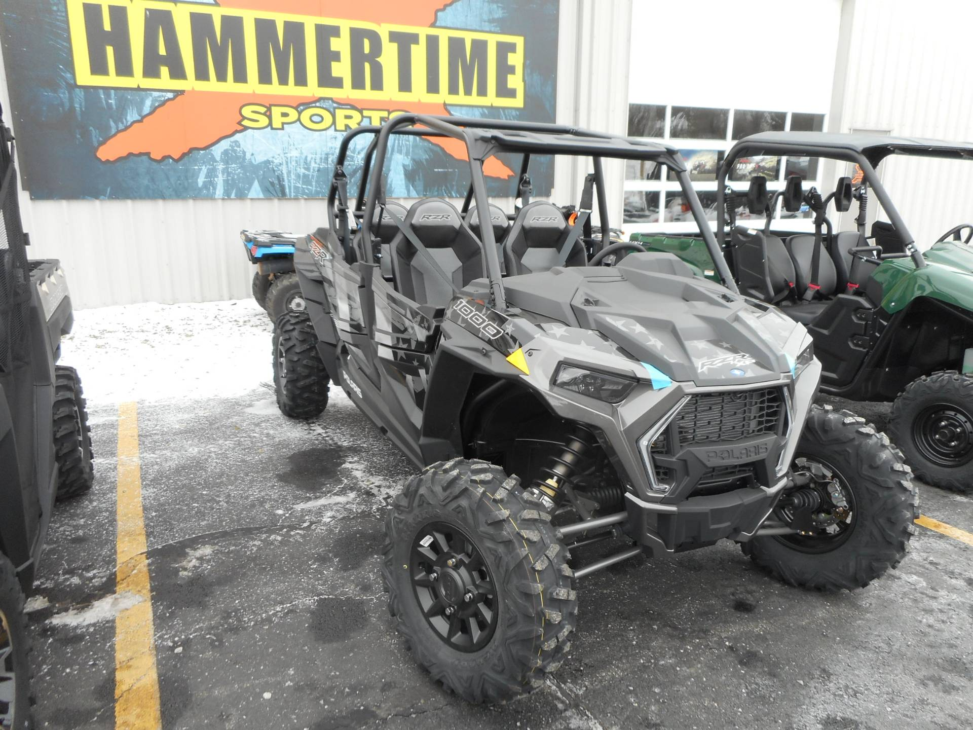 2020 Polaris RZR XP 4 1000 Limited Edition in Belvidere, Illinois - Photo 1
