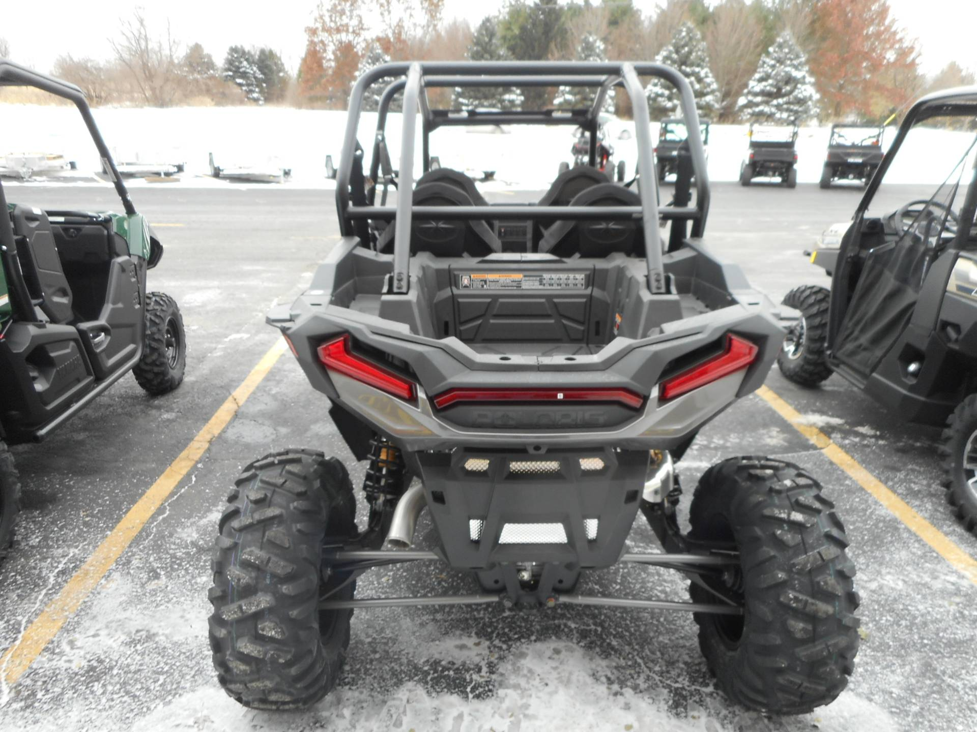 2020 Polaris RZR XP 4 1000 Limited Edition in Belvidere, Illinois - Photo 7
