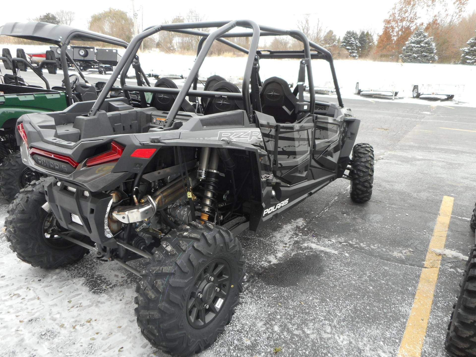 2020 Polaris RZR XP 4 1000 Limited Edition in Belvidere, Illinois - Photo 8