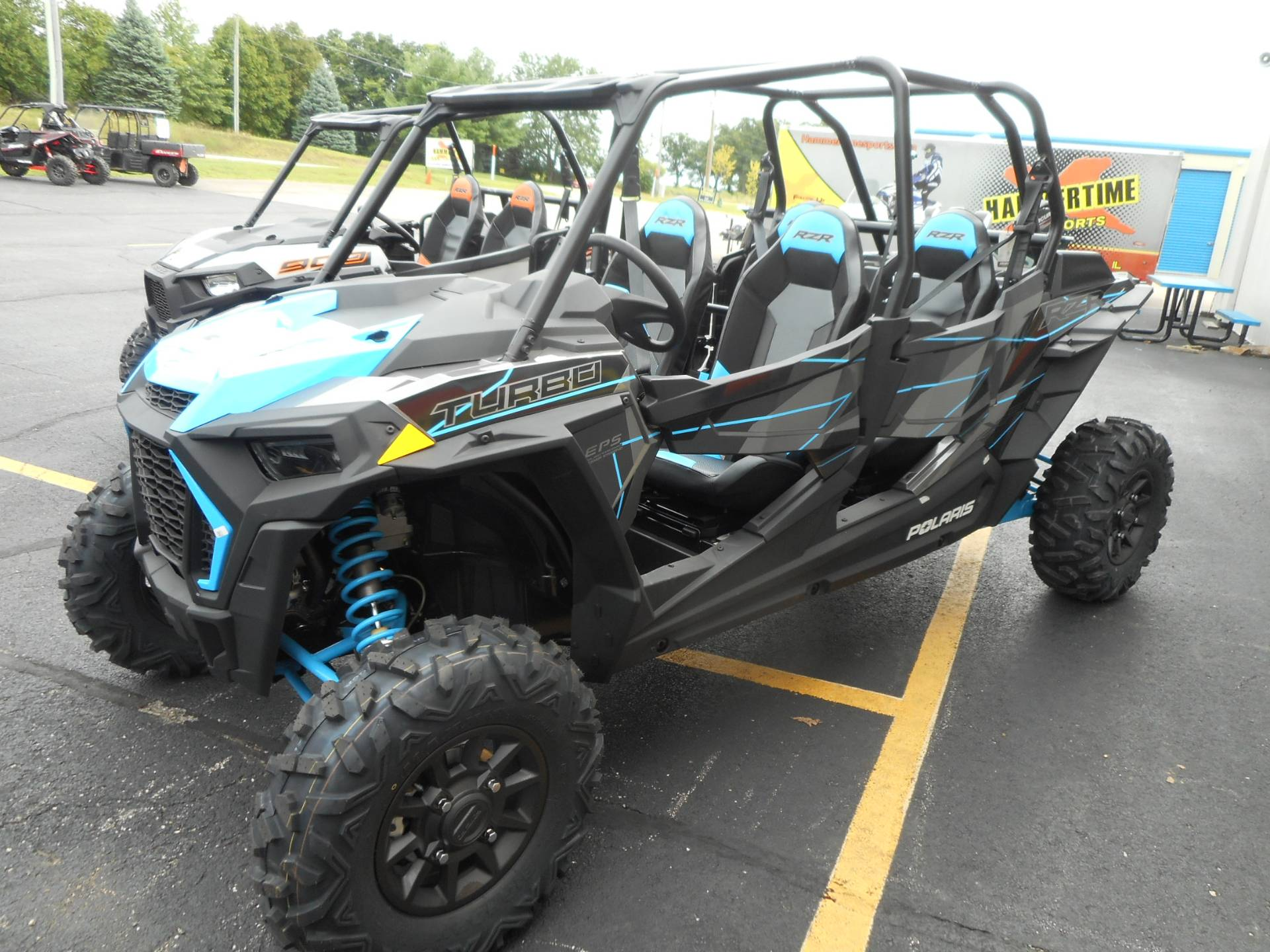 2019 Polaris RZR XP 4 Turbo in Belvidere, Illinois - Photo 1