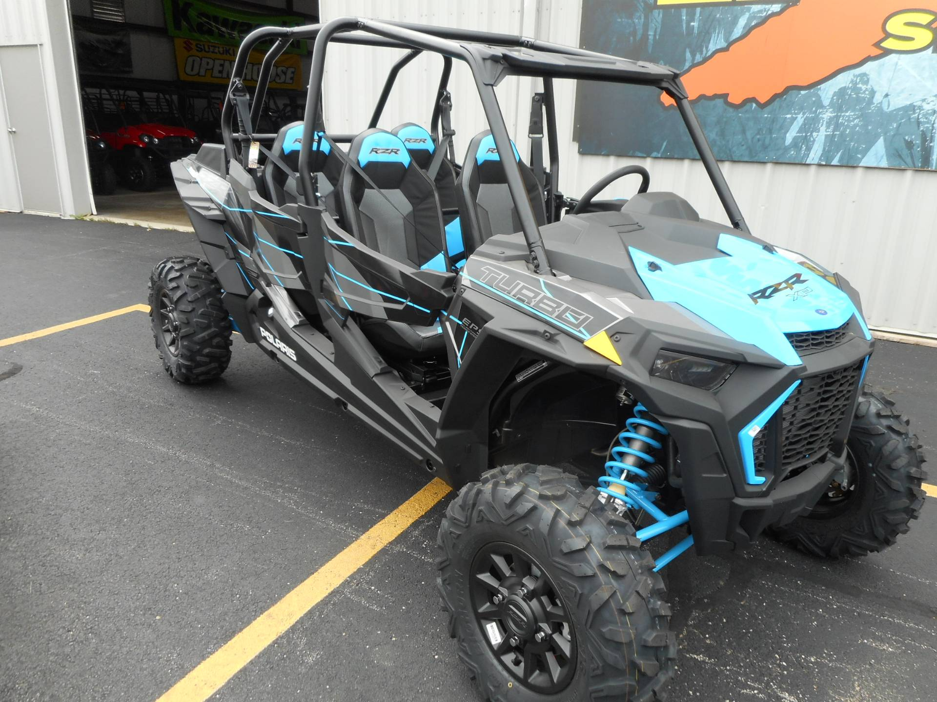 2019 Polaris RZR XP 4 Turbo in Belvidere, Illinois - Photo 2
