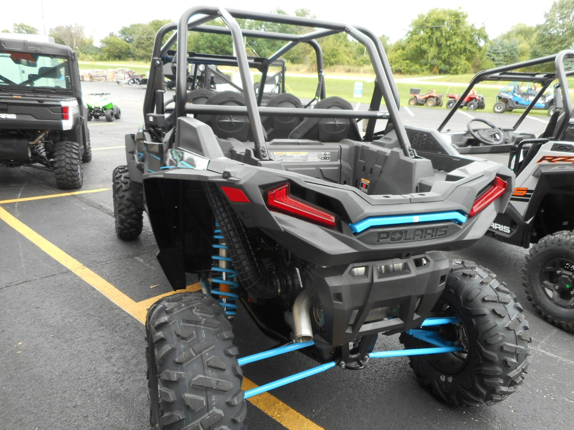 2019 Polaris RZR XP 4 Turbo in Belvidere, Illinois - Photo 8