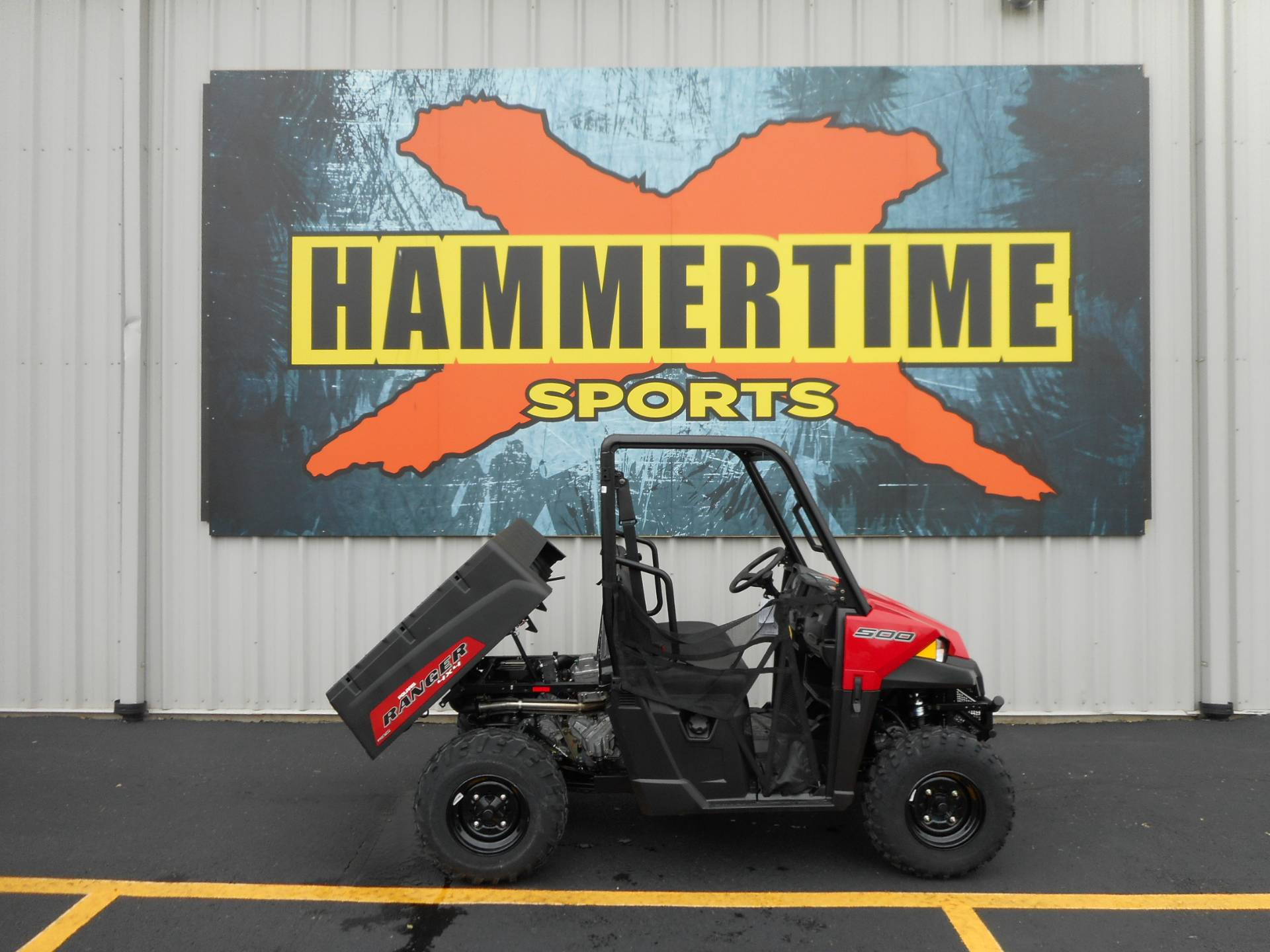 2019 Polaris Ranger 500 in Belvidere, Illinois