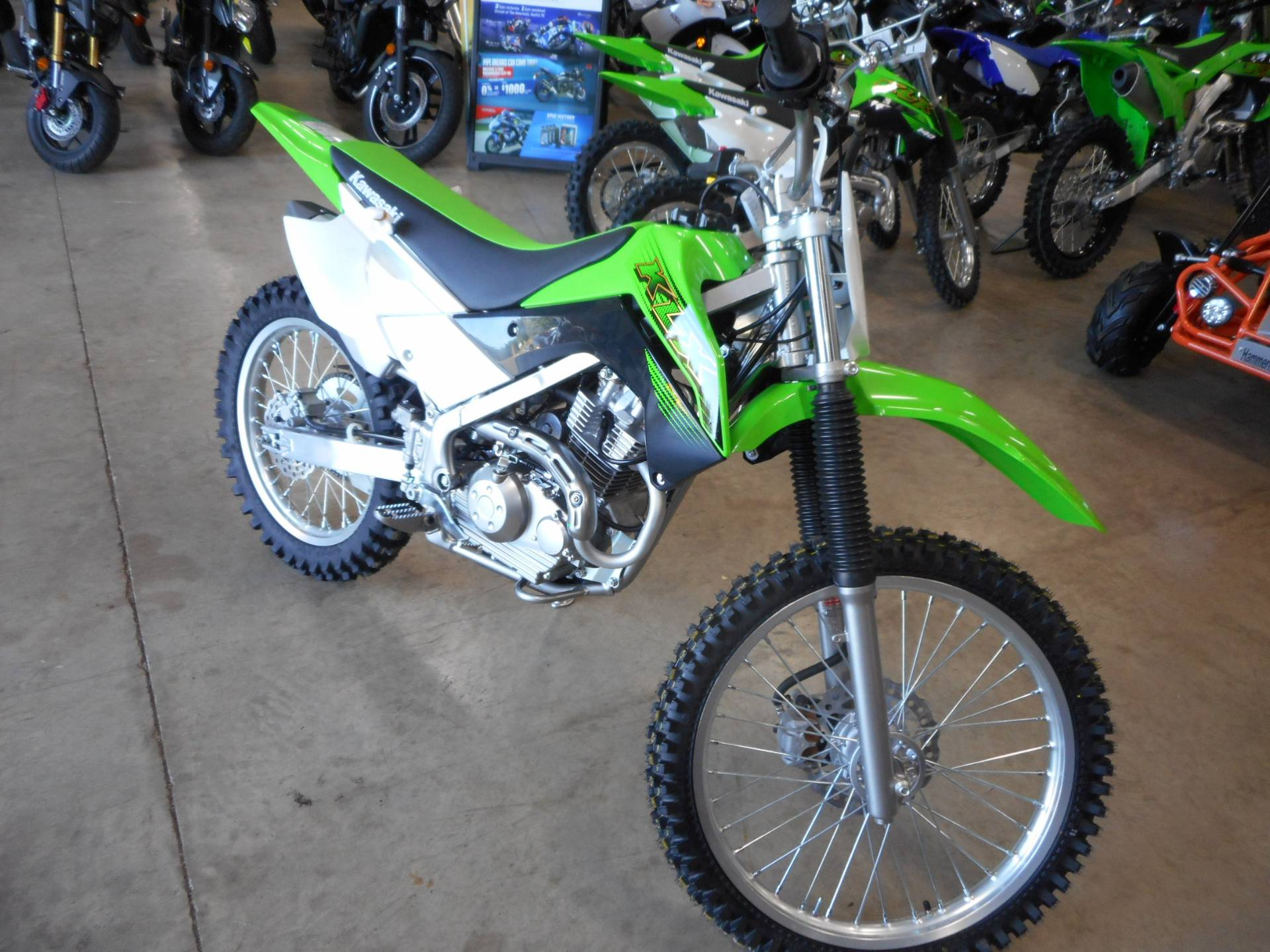2020 Kawasaki KLX 140G in Belvidere, Illinois - Photo 2