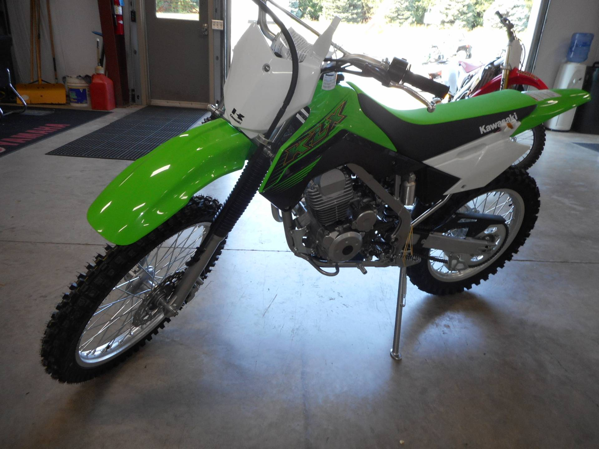 2020 Kawasaki KLX 140G in Belvidere, Illinois - Photo 3