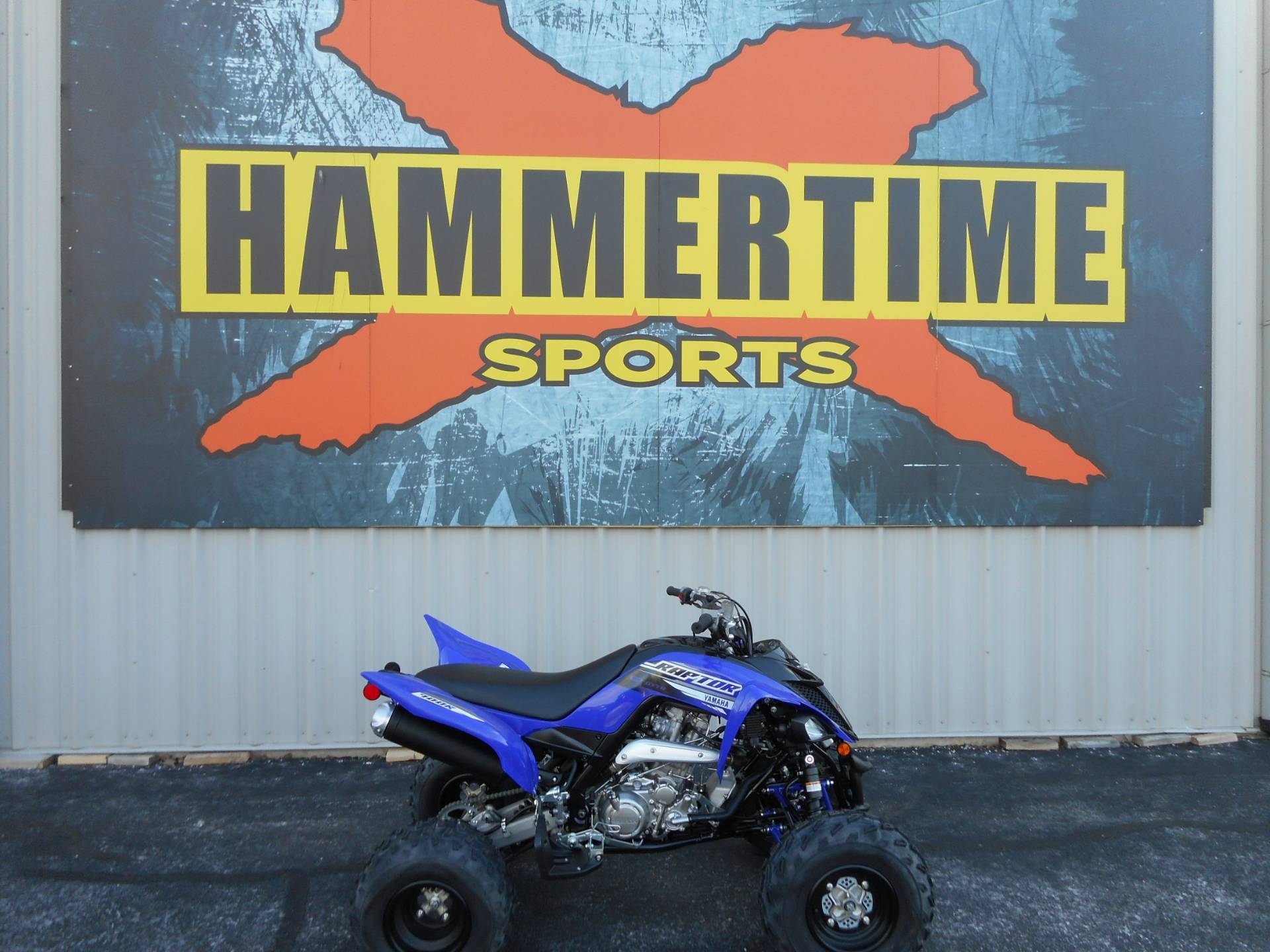 2019 Yamaha Raptor 700R 1