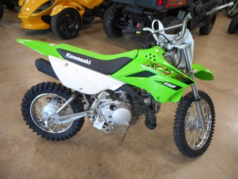 2020 Kawasaki KLX 110 in Belvidere, Illinois - Photo 1
