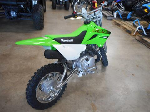 2020 Kawasaki KLX 110 in Belvidere, Illinois - Photo 3