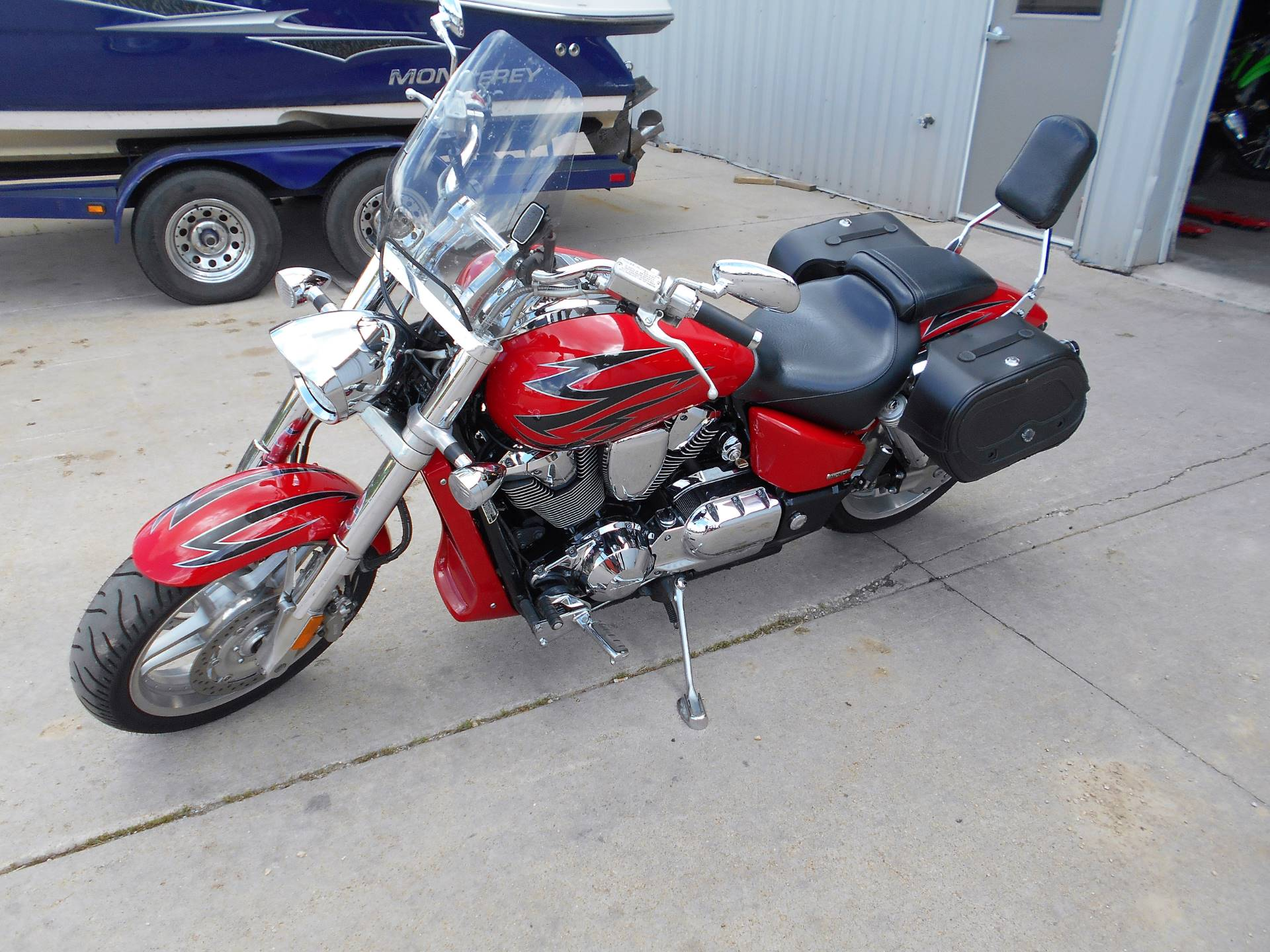 Used 2007 Honda VTX1800F Motorcycles in Belvidere, IL