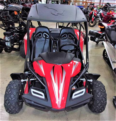 2019 Hammerhead Off-Road LE 150 in Belvidere, Illinois - Photo 3