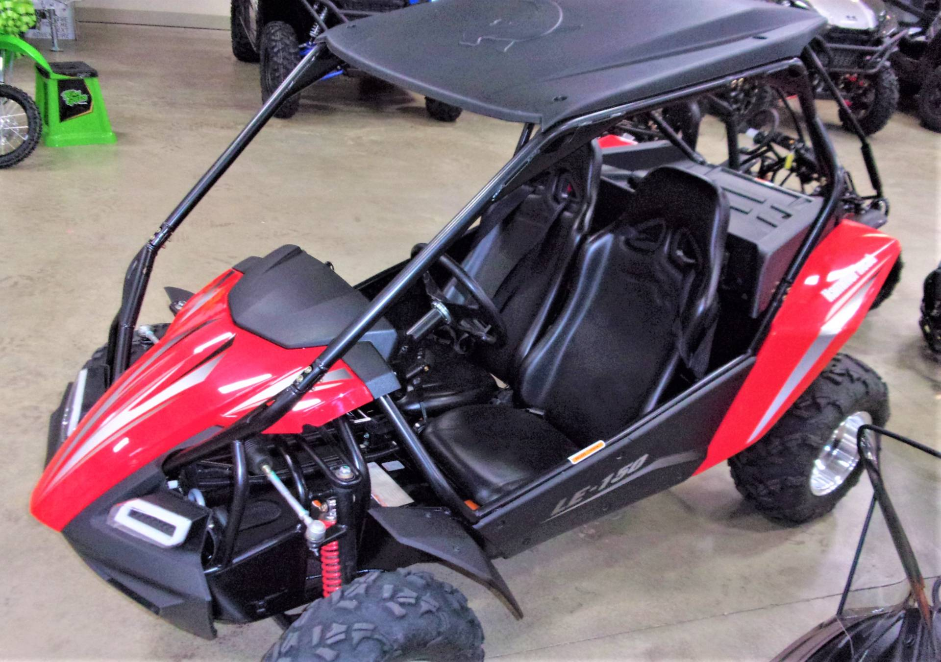 2019 Hammerhead Off-Road LE 150 in Belvidere, Illinois - Photo 2