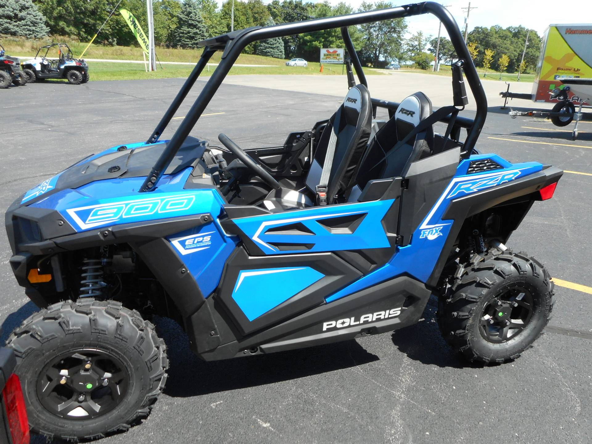 2020 Polaris RZR 900 EPS FOX Edition in Belvidere, Illinois - Photo 2