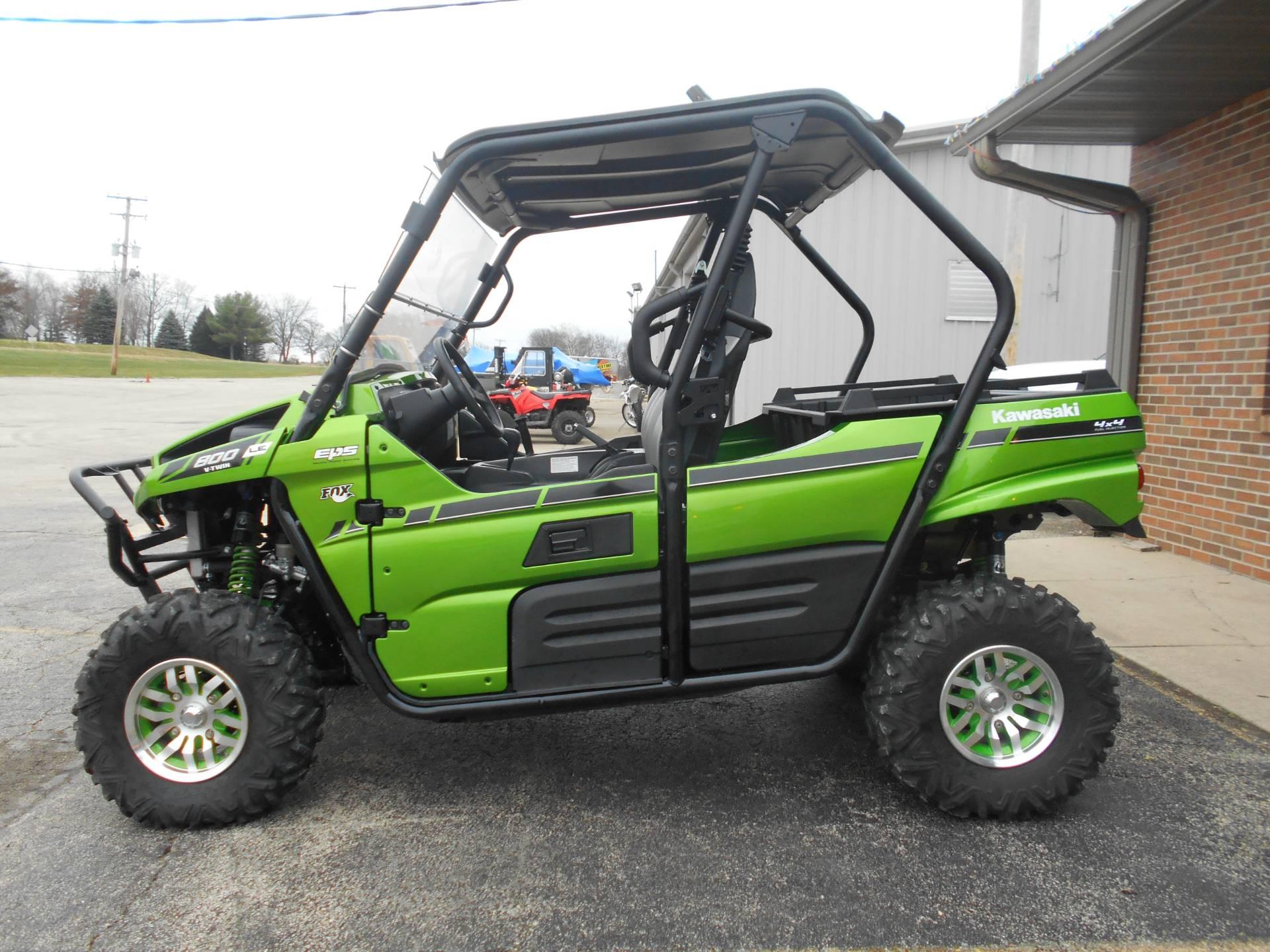 2015 Kawasaki Teryx® LE in Belvidere, Illinois