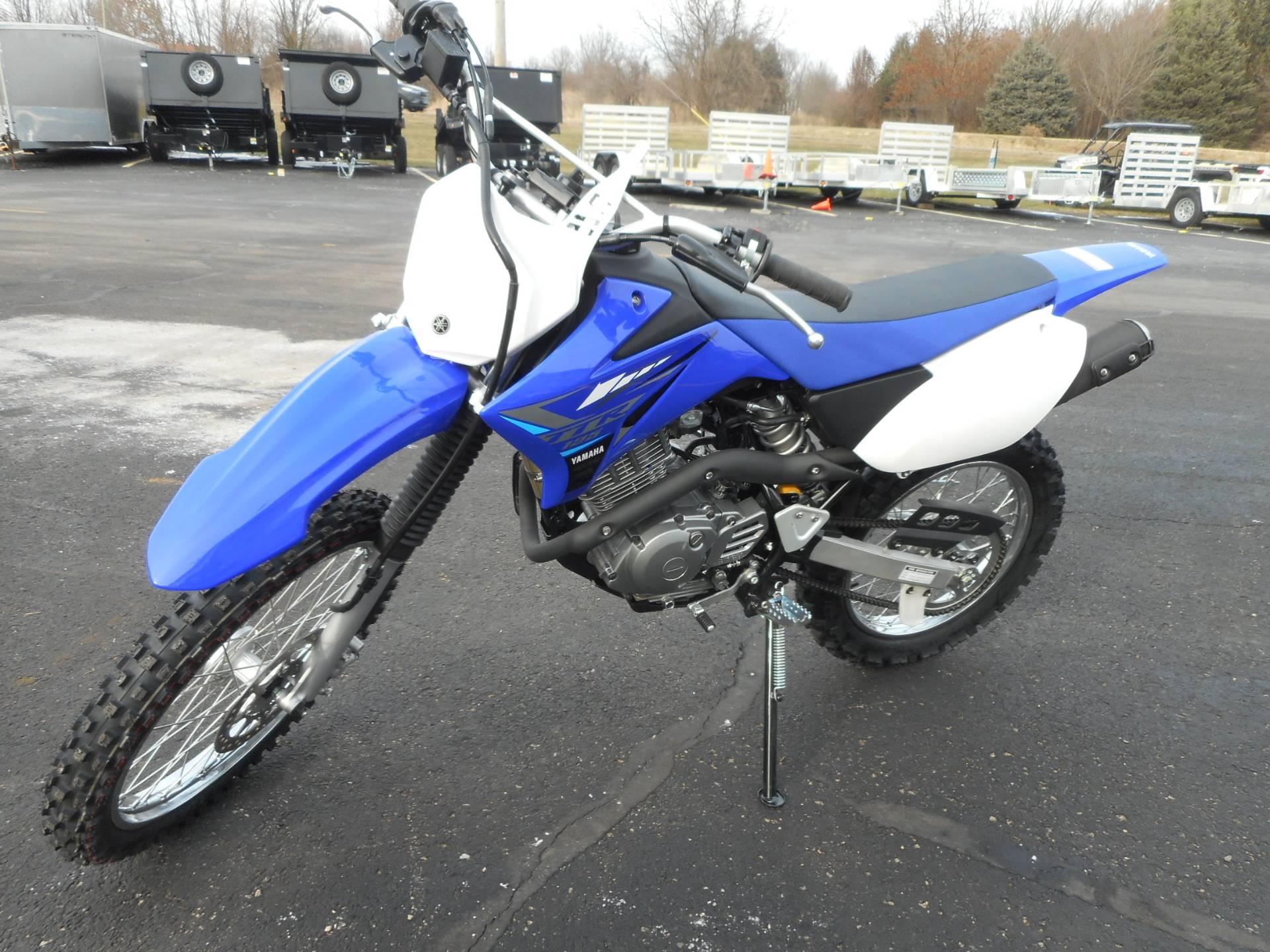 2020 Yamaha TT-R125LE 3