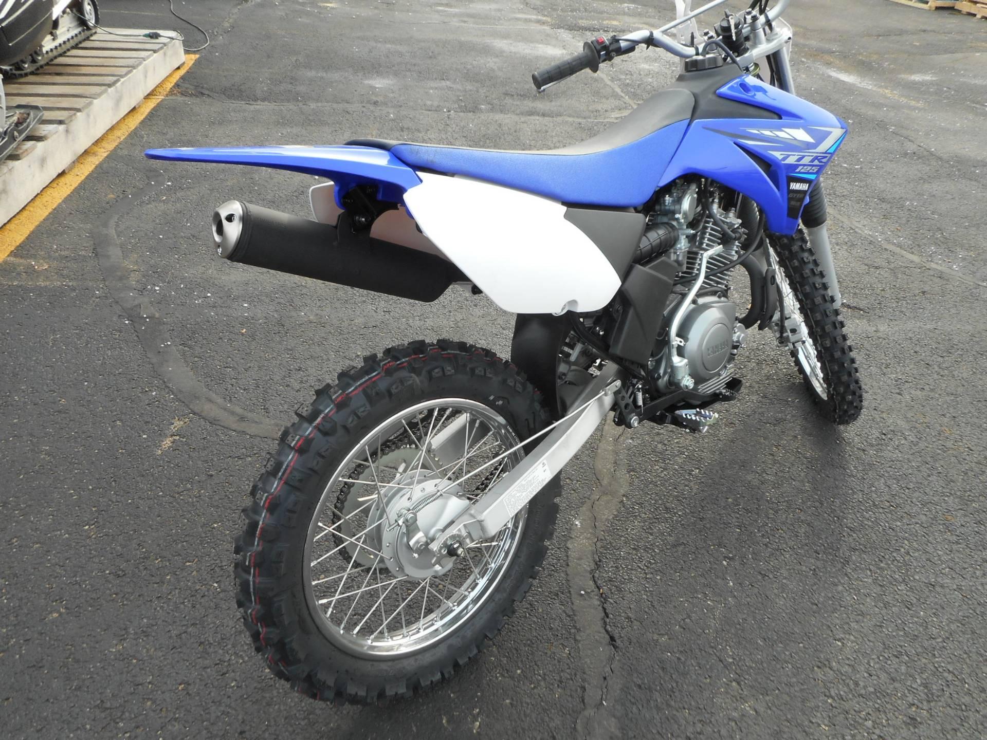 2020 Yamaha TT-R125LE 4