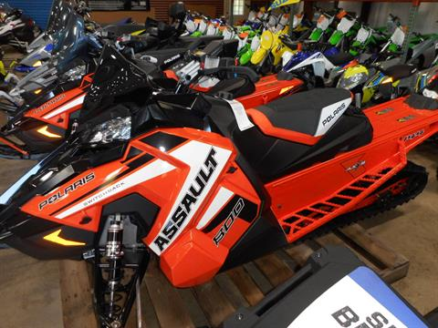 2019 Polaris 800 Switchback Assault 144 SnowCheck Select in Belvidere, Illinois - Photo 1