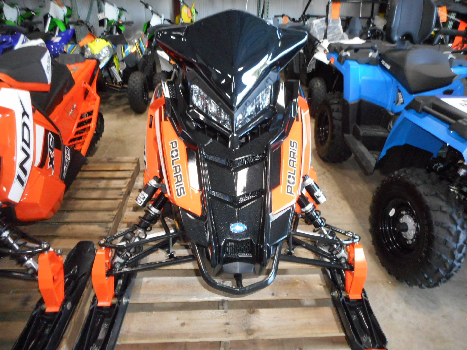 2019 Polaris 800 Switchback Assault 144 SnowCheck Select in Belvidere, Illinois - Photo 2