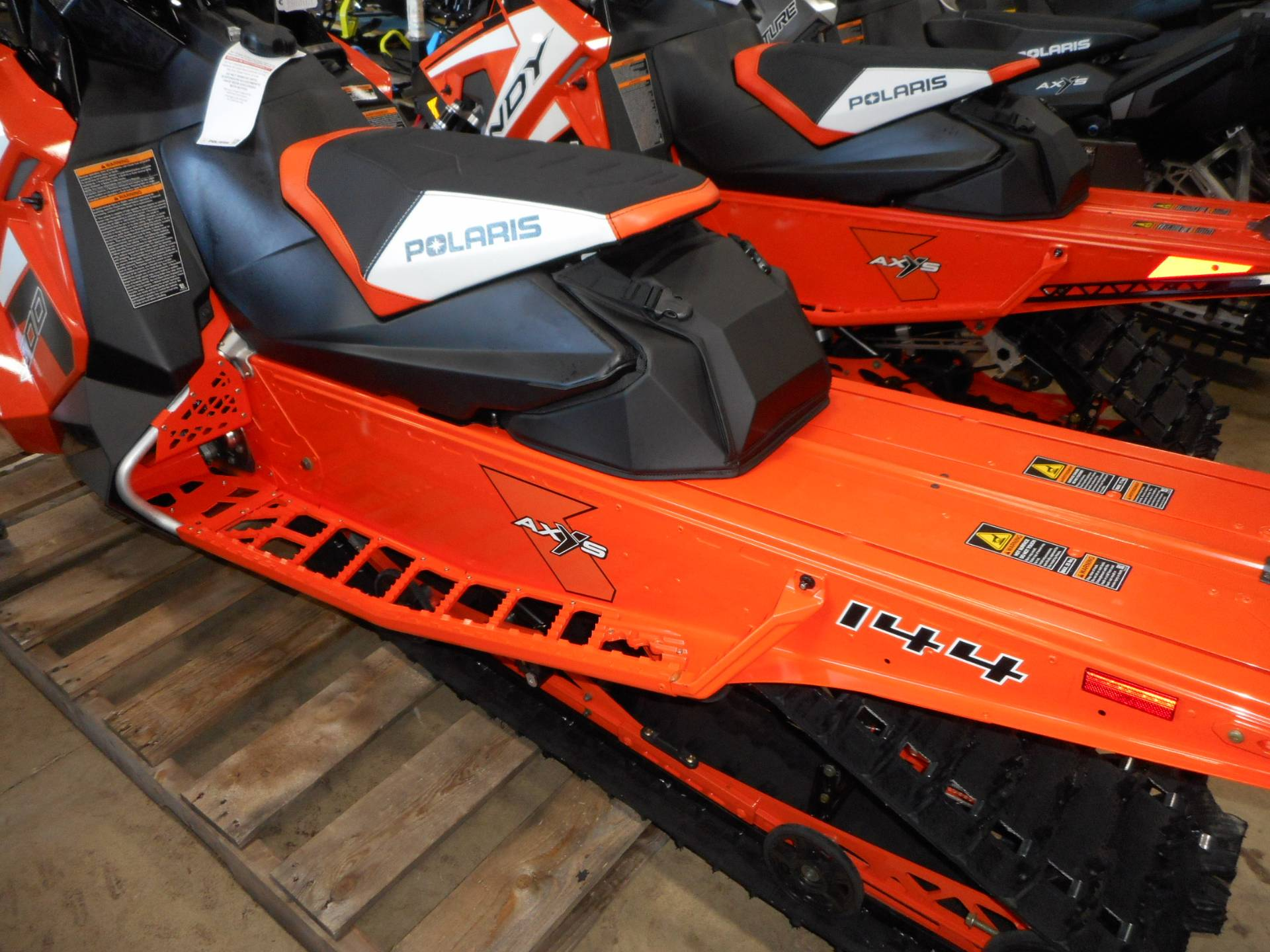 2019 Polaris 800 Switchback Assault 144 SnowCheck Select in Belvidere, Illinois - Photo 6