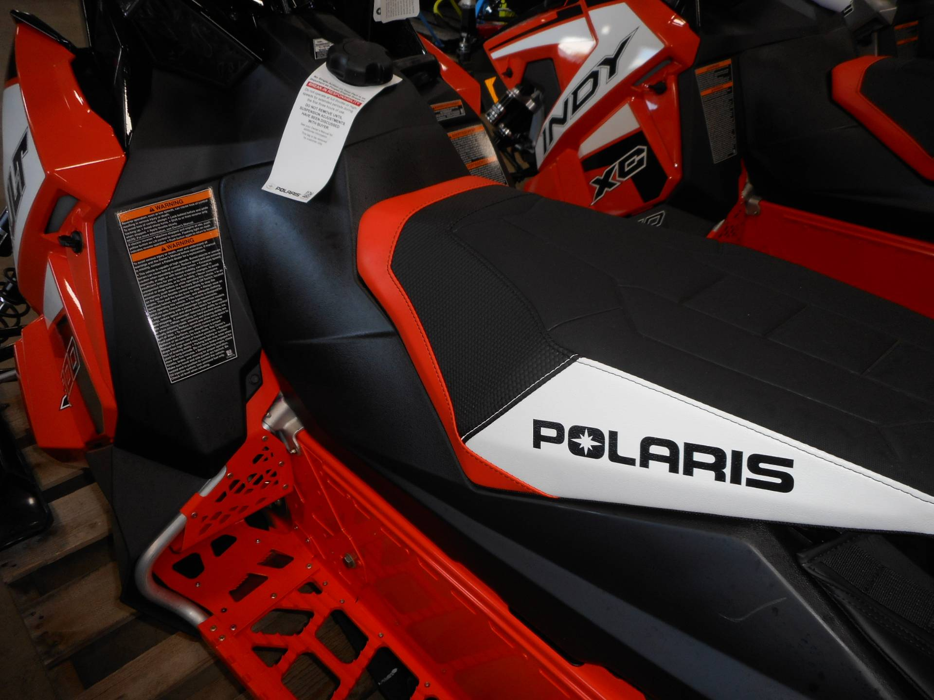 2019 Polaris 800 Switchback Assault 144 SnowCheck Select in Belvidere, Illinois - Photo 8