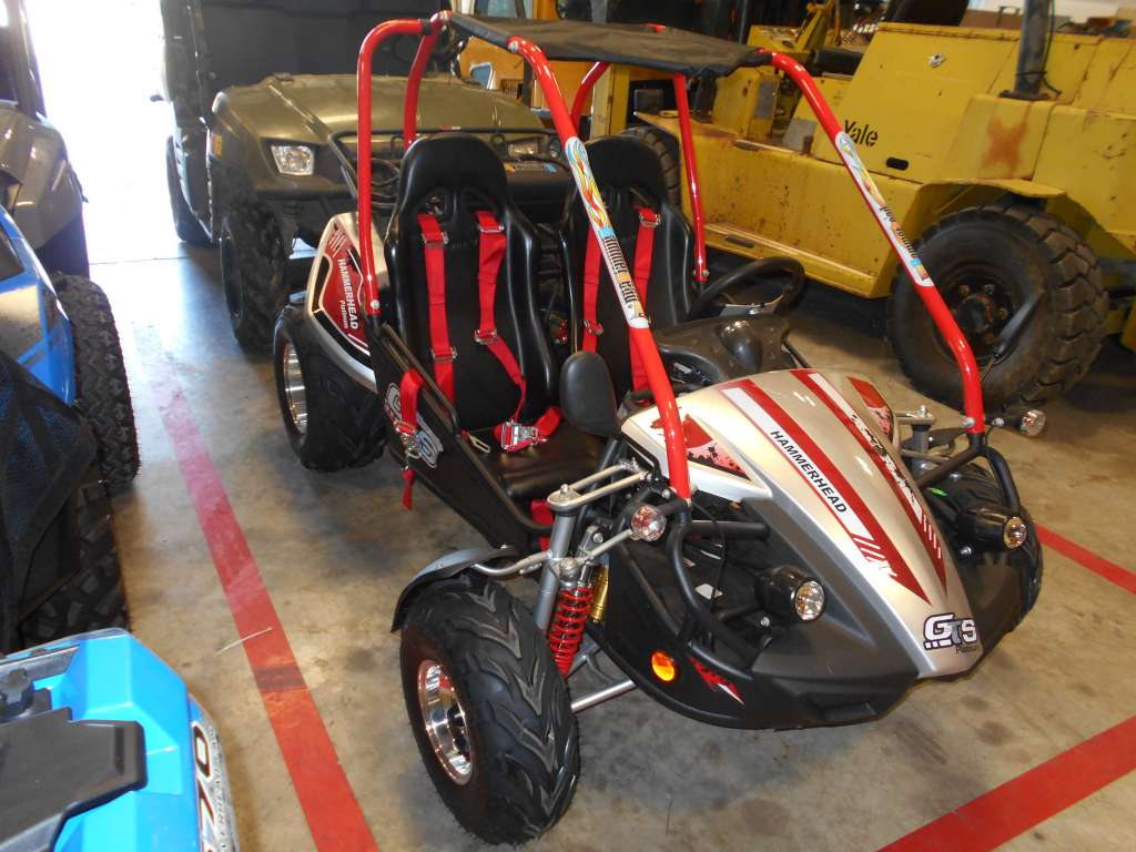2015 Hammerhead Off-Road GTS Platinum Edition in Belvidere, Illinois