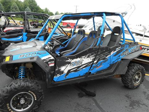 2013 Polaris RZR® XP 900 H.O. Jagged X Edition in Belvidere, Illinois