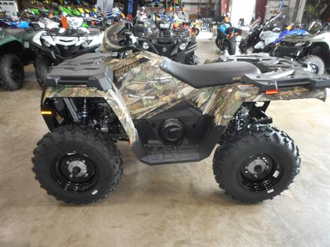 2019 Polaris Sportsman 570 EPS Camo in Belvidere, Illinois