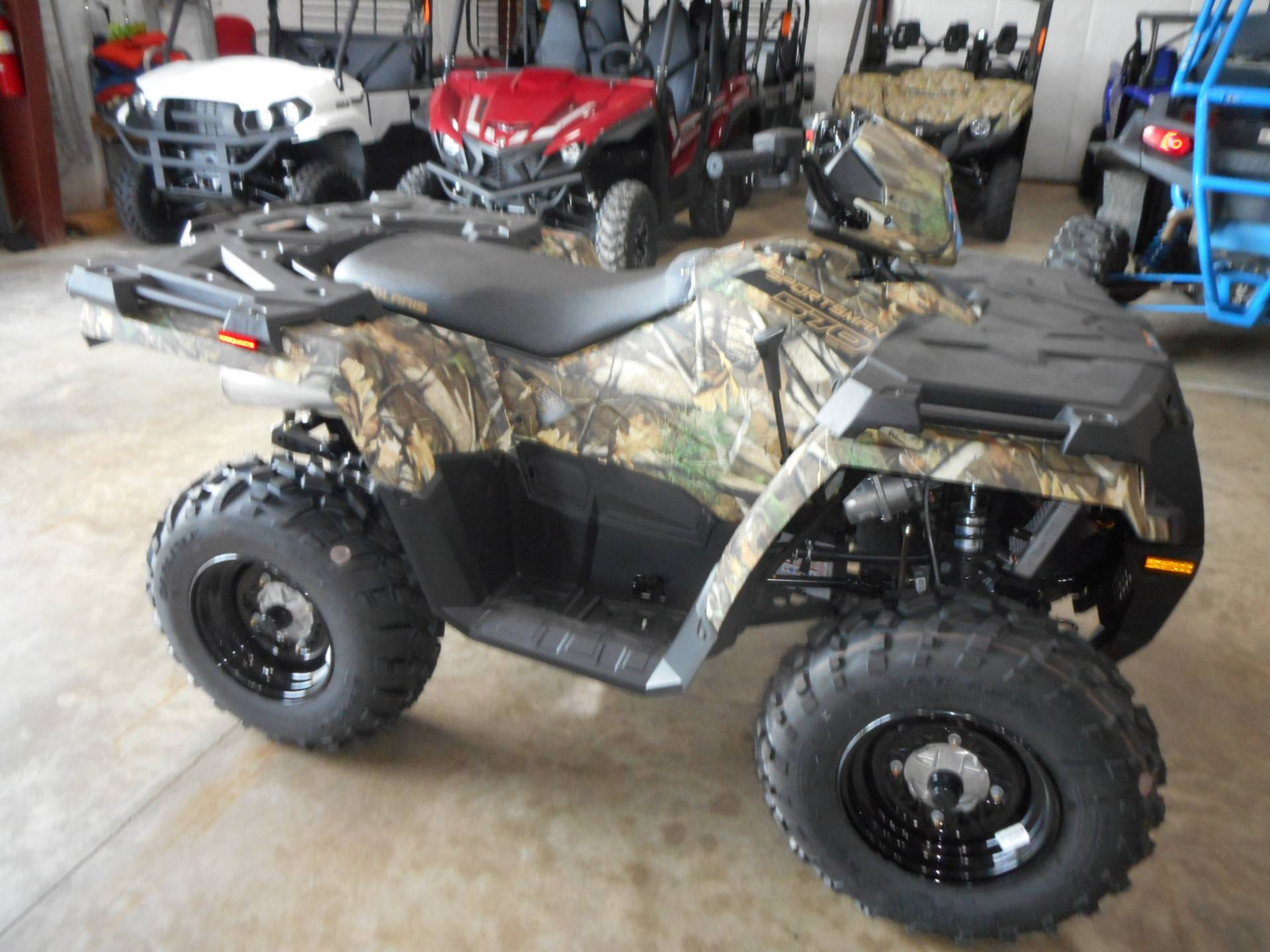 2019 Polaris Sportsman 570 EPS Camo in Belvidere, Illinois - Photo 2