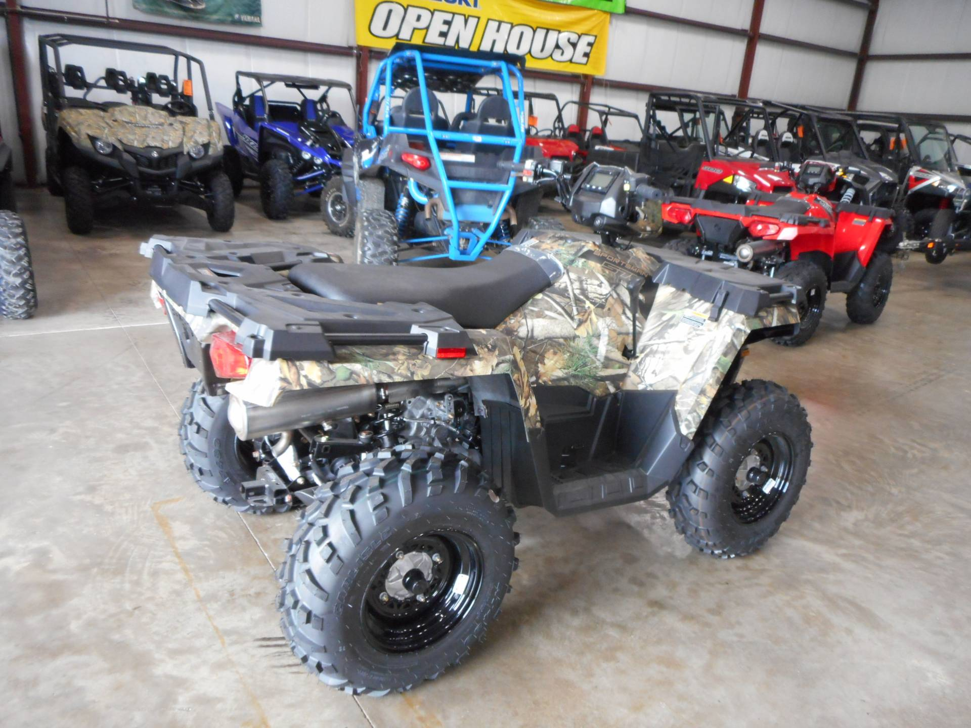 2019 Polaris Sportsman 570 EPS Camo in Belvidere, Illinois - Photo 5